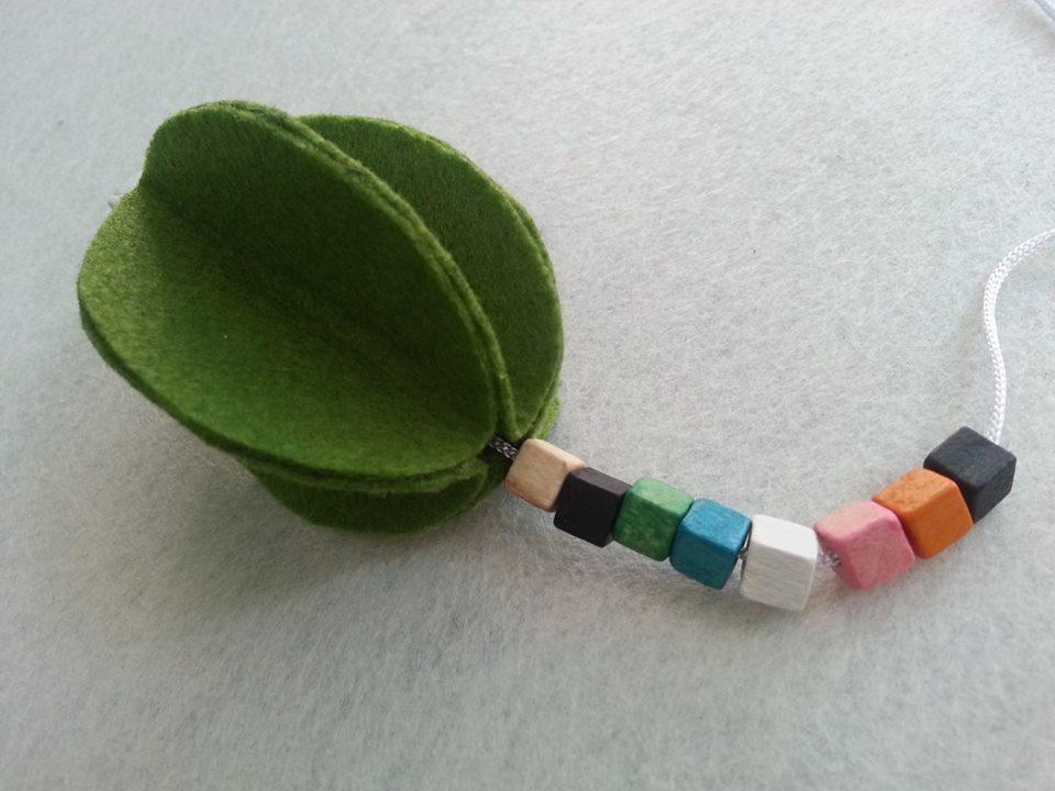 DIY Easter Craft - Easter Egg Ornament Tutorial