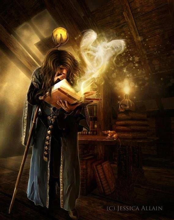 Apprentice Mage In 2019 Fantasy Wizard Male Witch