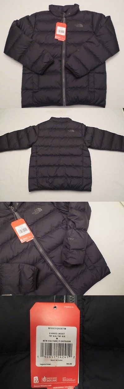 a5d6d877f Outerwear 51933: The North Face Boys Andes Jacket Tnf Black Youth ...