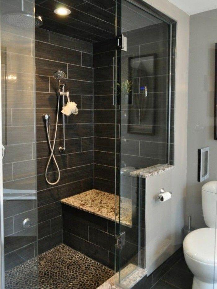 Unglaubliche Badezimmer Deko Ideen | Master shower, Industrial style ...