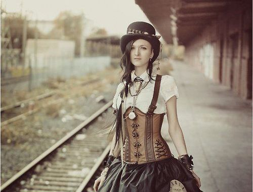 Steampunk Fashion Archives Steampunk Outfits