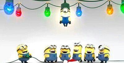 Minions Minion Christmas Christmas Humor Minions