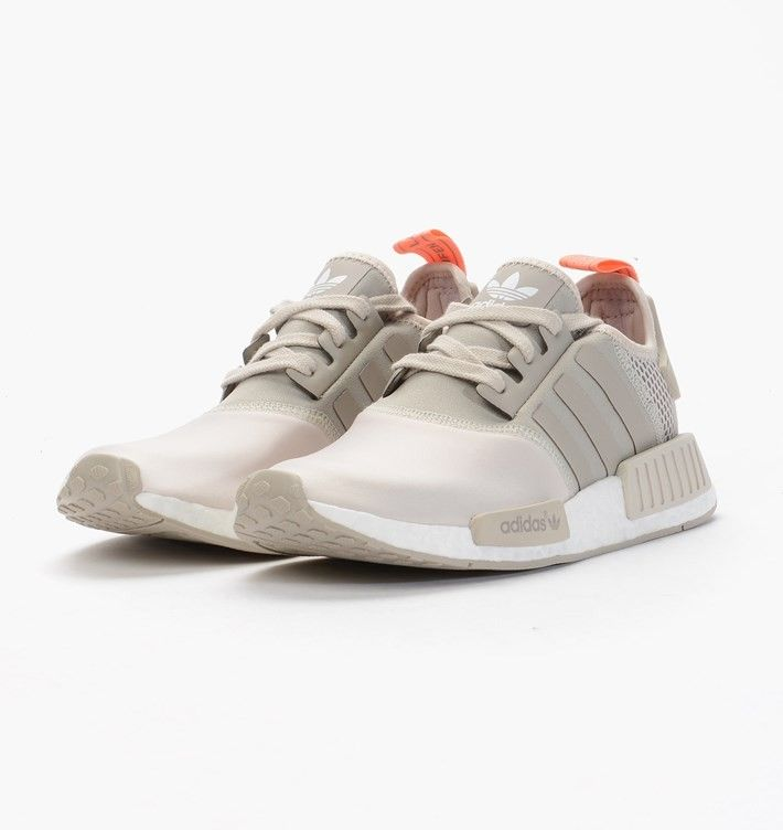 1e5eedcd7ce7d adidas NMD Runner W S75233 Original 2016 New Style Womens shoes Clear Brown  Light Brown