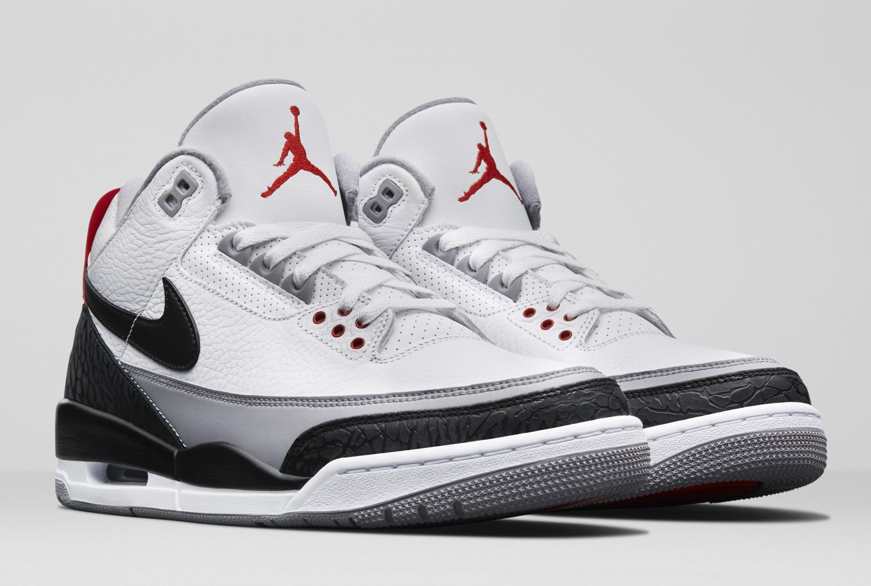 0c2ea9d7464 The Original Air Jordan 3 Sketch Comes to Life with the Air Jordan 3  'Tinker' - WearTesters
