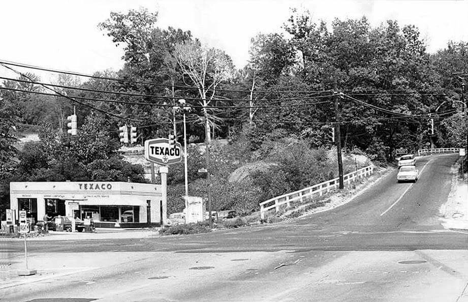Belvedere Falls Road 1960 Historic Baltimore Baltimore City Baltimore Maryland