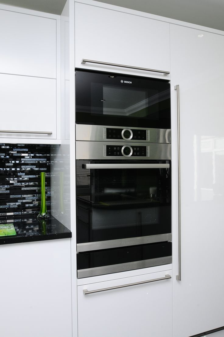 bosch serie 8 pyrolytic oven and