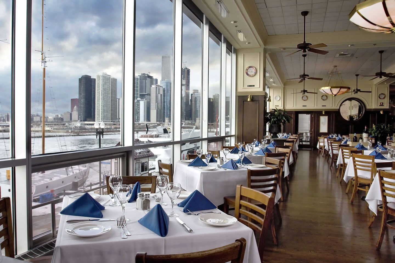 Riva Navy Pier Chicago Restaurants Chicago Restaurants