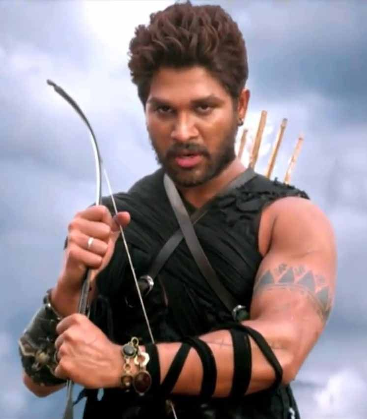 Download Allu Arjun Wallpaper X Wallpoper