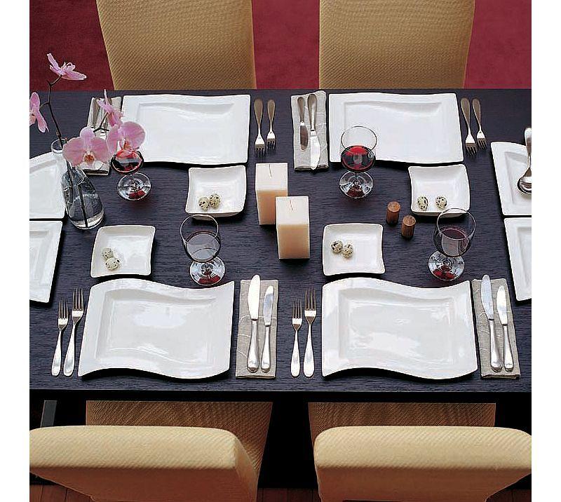 Villeroy Boch New Wave Tableware | table settings ...