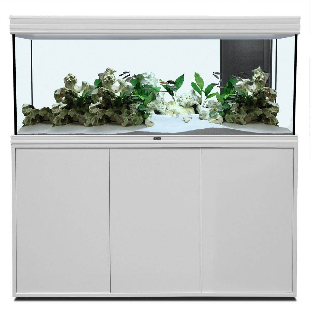 Animalerie Ensemble Aquarium Sous Meuble Aquatlantis Fusion 150  # Meuble Tv Aquarium