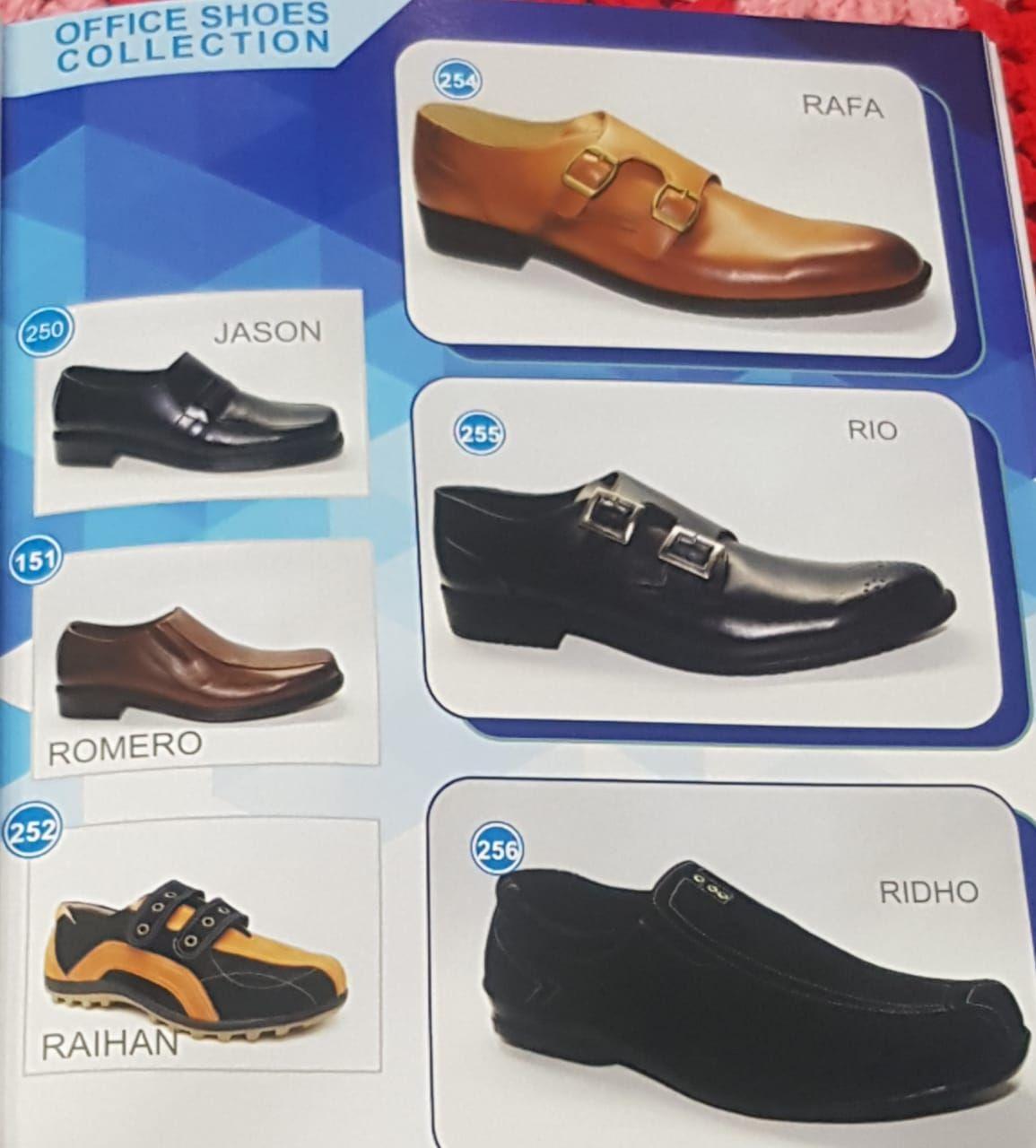 Produk Sepatu Kulit Asli Praktis Adalah Salah Satu Produk Unggulan