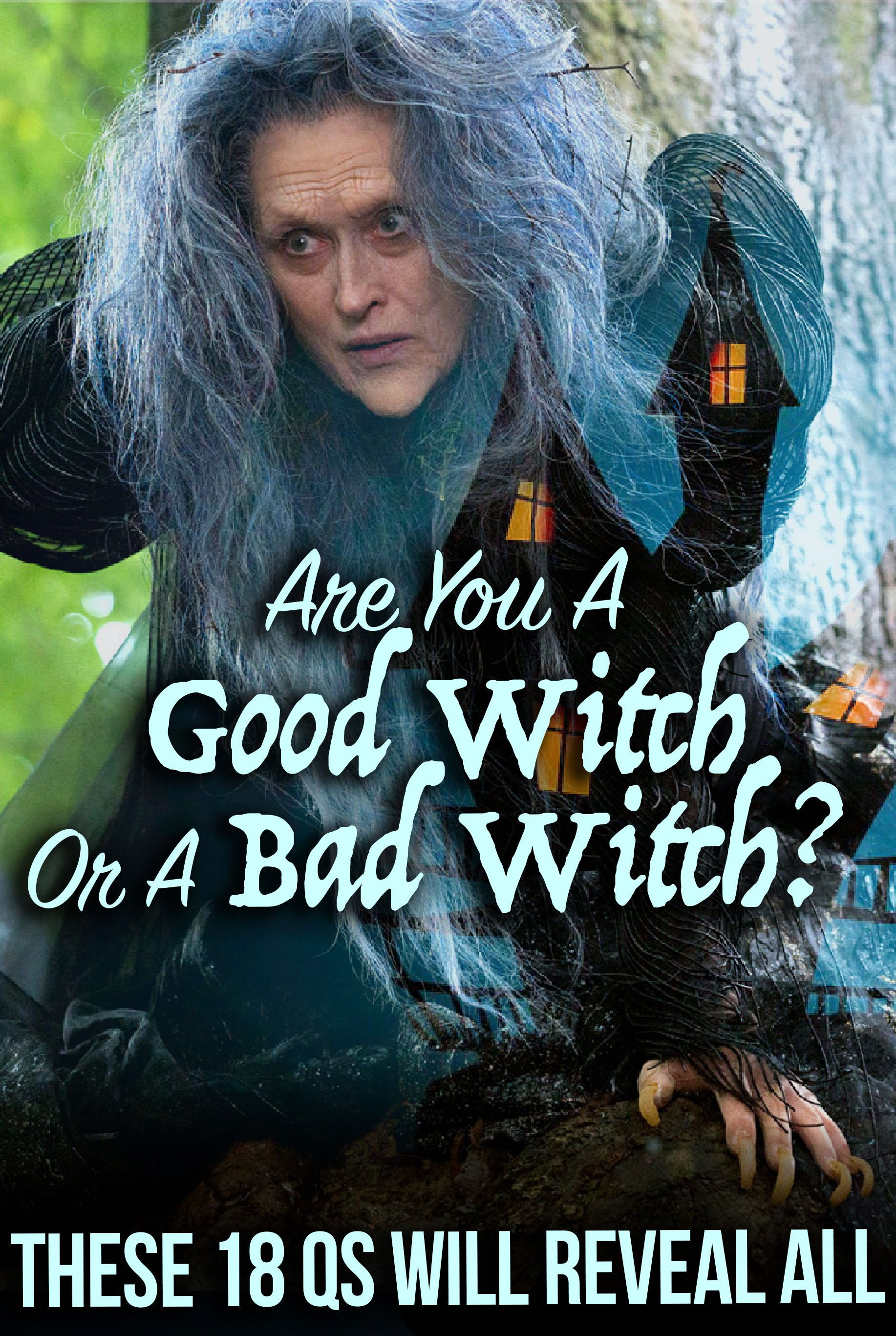 5359289cf9f Quiz: Are You A Good Witch Or A Bad Witch? These 18 Qs Will Reveal ...