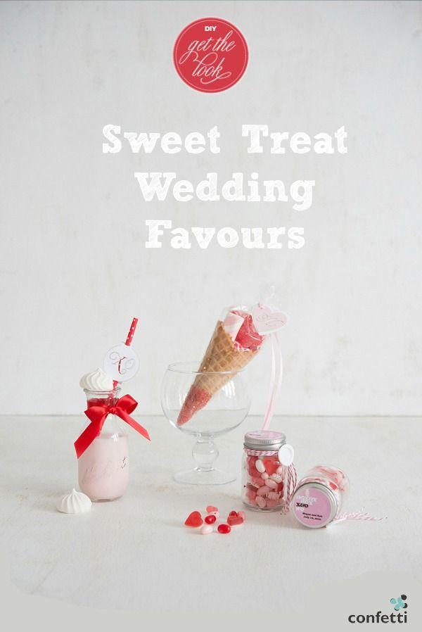 Diy sweet wedding favours craft wedding favours and wedding retro heart favours diy wedding favour ideas more at confetti junglespirit Choice Image