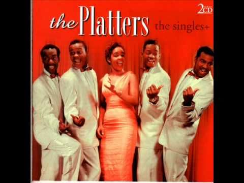 The Platters - I Love You A Thousand Times - YouTube