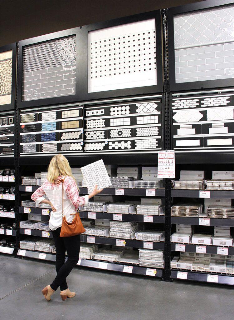 Store Tour Floor & Decor Floor decor, Flooring, Store decor