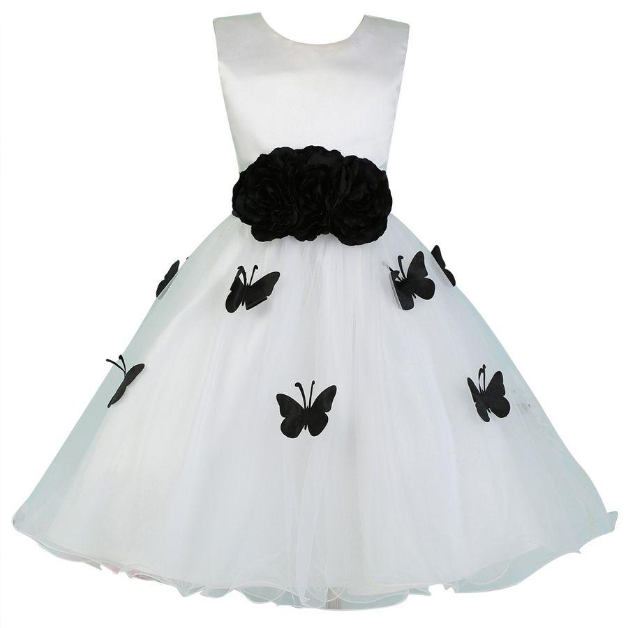 Cute Flower Girl Dress Wish Cute Flower Girl Dresses Girls Dress Suit Dresses [ 900 x 900 Pixel ]