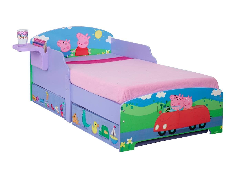 Peppa Pig Toddler Bed   Kids Room   Pinterest   Peppa pig ...