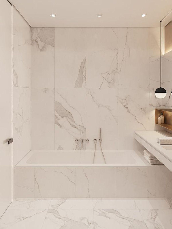 32 Fabulous Minimalist Bathroom Decor Ideas That Become Everyones Dream Minimalist Bathroom Design Bathroom Decor Minimalist Bathroom