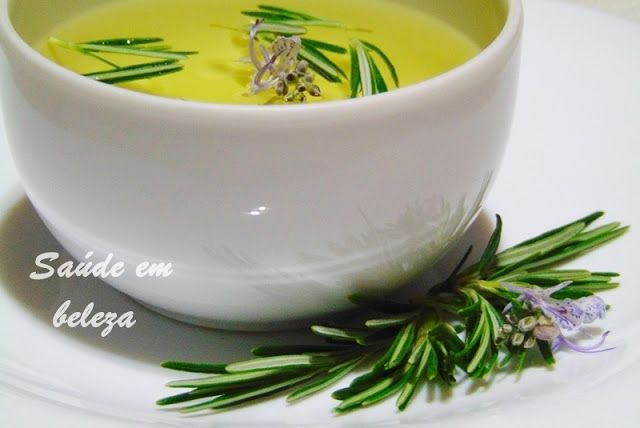 Saúde em beleza: Benefícios do chá de alecrim.