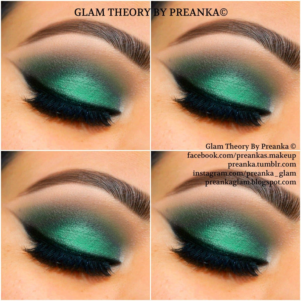 Royal Spring Makeup- Using the Urban Decay Electric Palette   GLAM THEORY