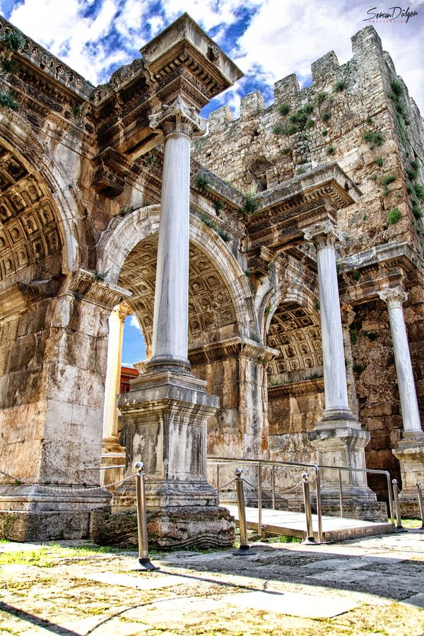 Three Doors Antalya Antalya Turkey Travel Places To Travel