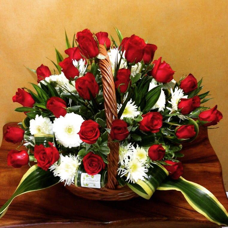 Arreglos florales naturales ll manos a 23390012 - Arreglo de flores naturales ...