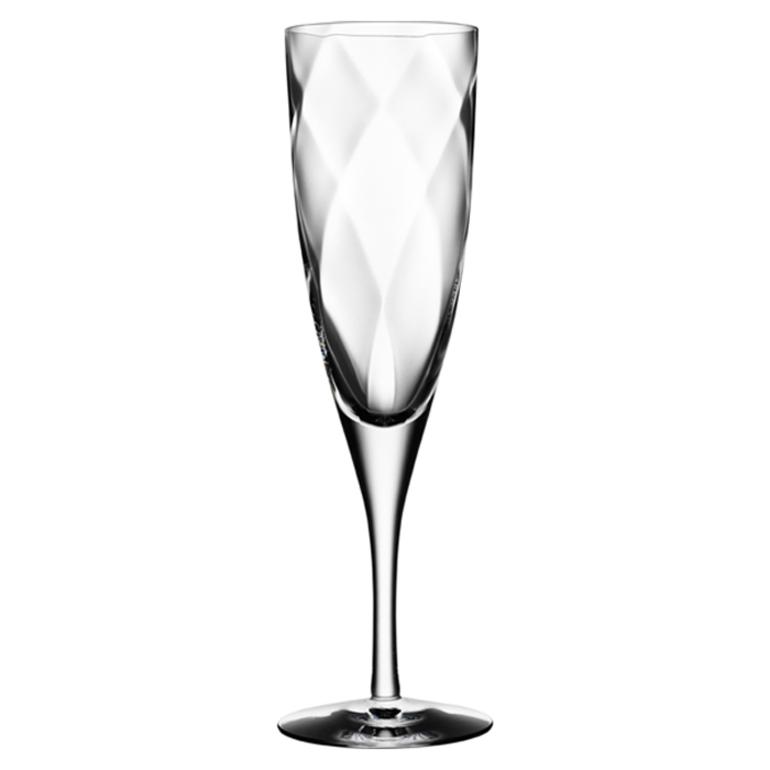 Chateau Grande Flute Xl Kosta Boda Glass Champagne Wine Glass