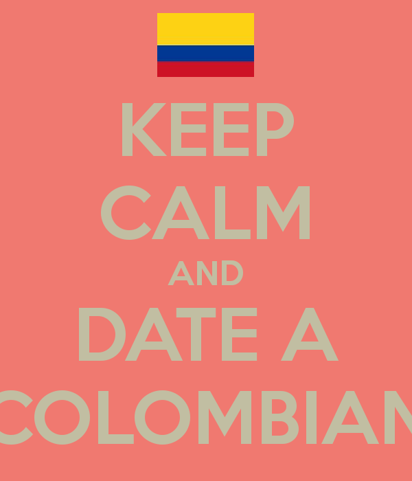 Colombian culture dating
