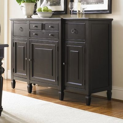 I love this but it is way to big for my apartment.  :(  Universal Furniture Summer Hill Serving Buffet