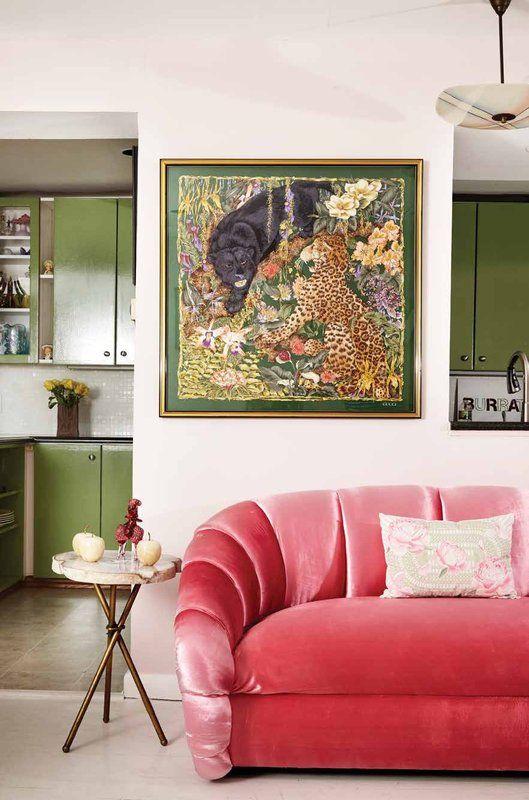 Home inspiration interior design decor interiors magazine best marble pattern also in living color inspiring success rh pinterest