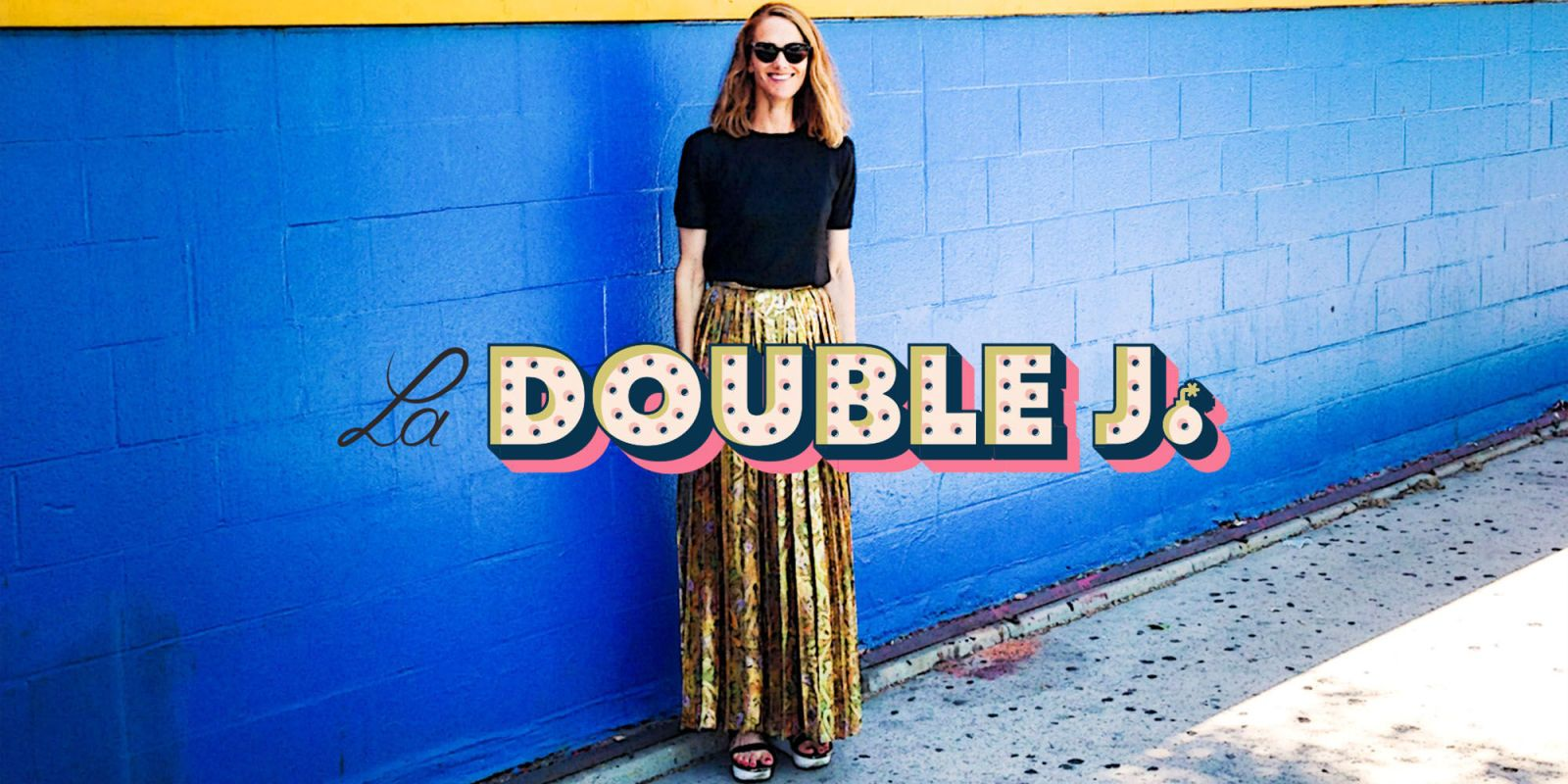 Bookmark This Site: LaDoubleJ.com Launches with Flying Colors   - HarpersBAZAAR.com
