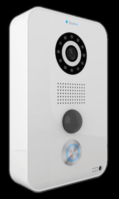doorbird die video t rklingel bankenverschl sselung 180 infrarot bewegungssensor hdtv. Black Bedroom Furniture Sets. Home Design Ideas