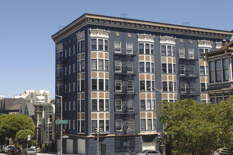 Apartment building san francisco ca apartment building