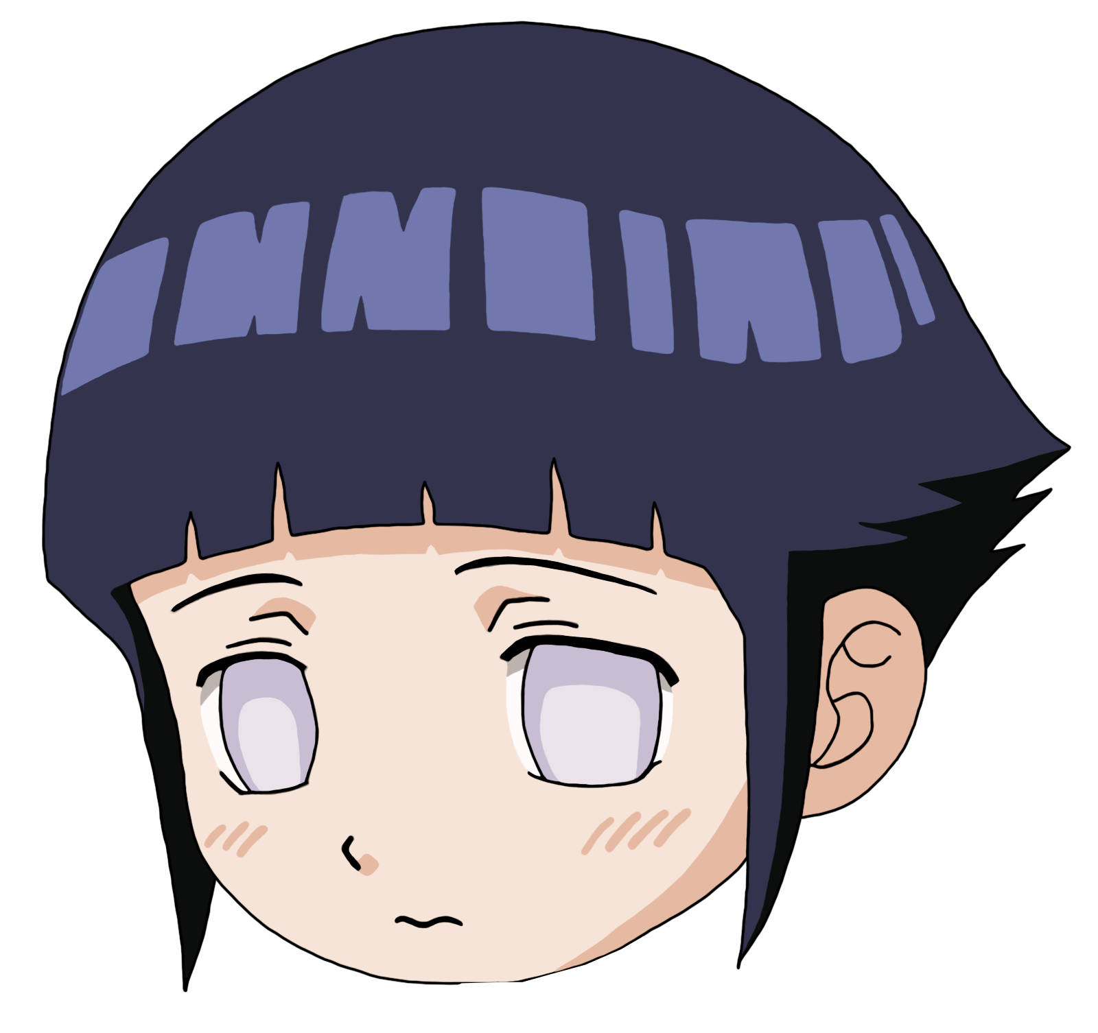 Gambar Mentahan Kepala Naruto Dan Kawan Kawan Png Dengan Gambar