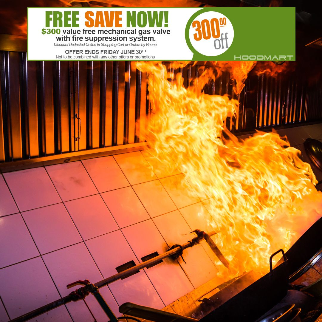 Restaurant Fire Suppression Systems Are A Must Have For Your