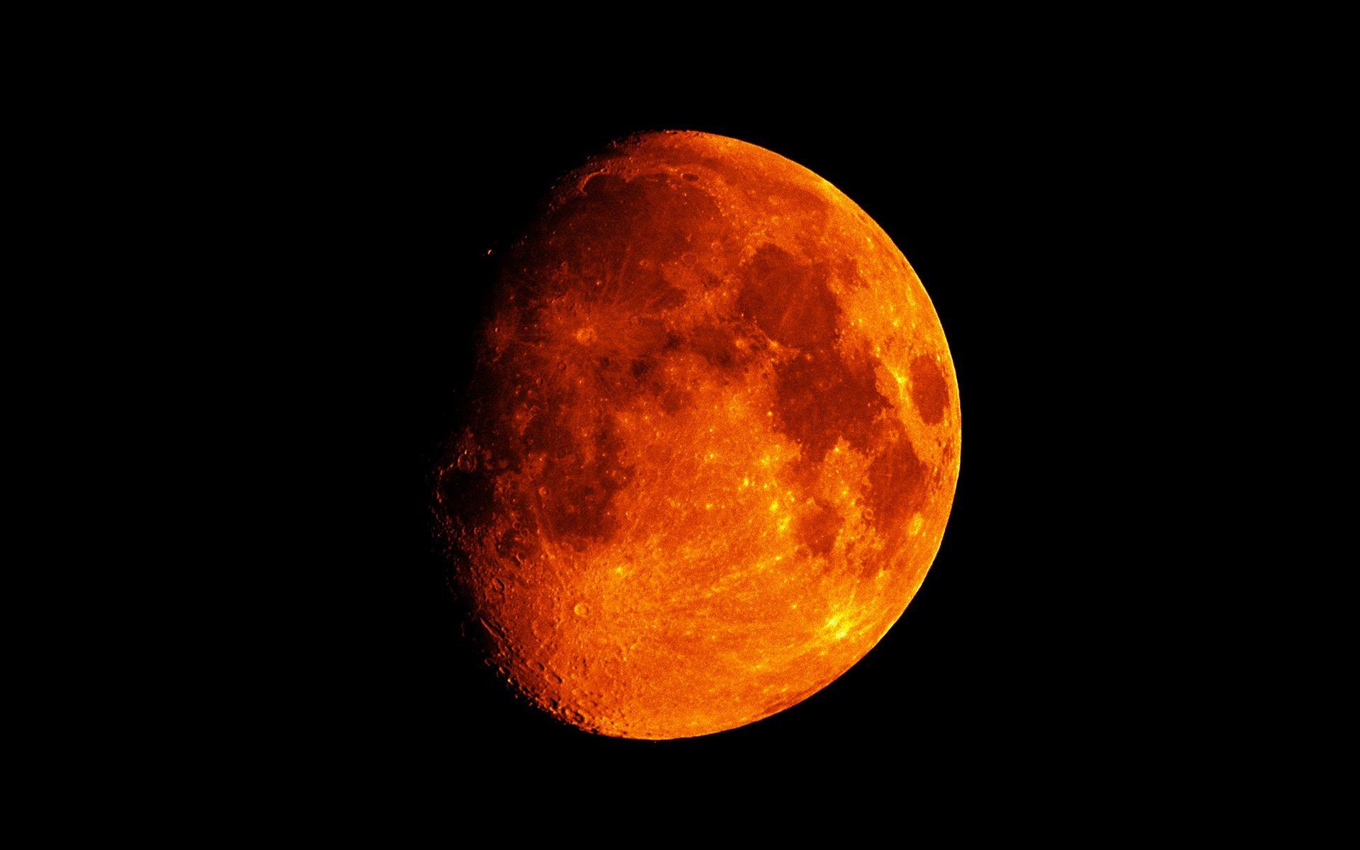 Картинки оранжевой планеты