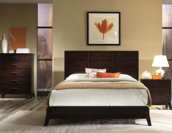 Muebles oscuros con beige | Hogar | Pinterest | Decoration, Bedrooms ...