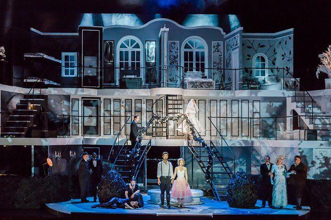 Le Nozze Di Figaro Oper Leipzig Hochzeit Des Figaro Oper Italienische Sprache
