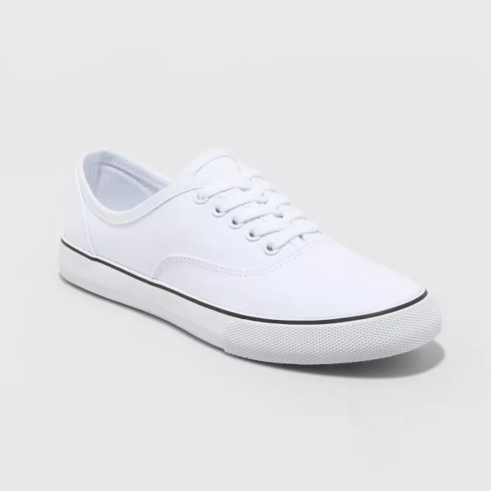 Women's Layla Lace Up Canvas Sneakers