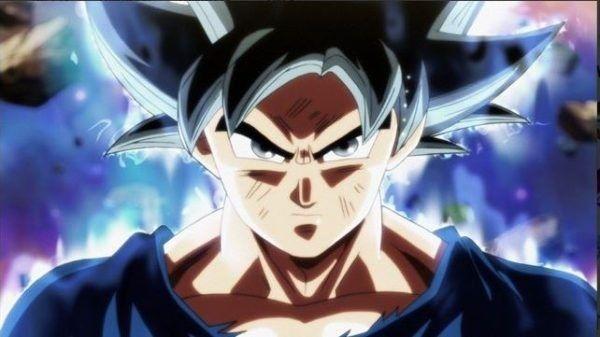 Desenho Goku Instinto Superior Como Desenhar Goku Anime Como