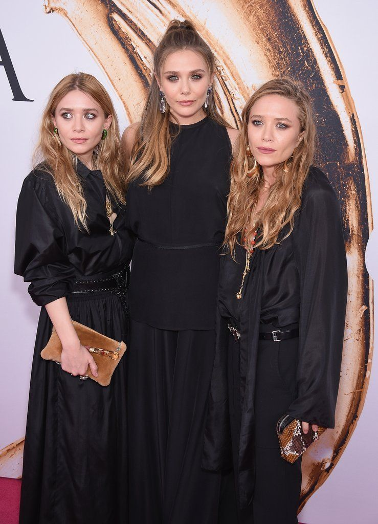 11 Famous Families To Be For Halloween Elizabeth Olsen Celebrity Costumes Fashion