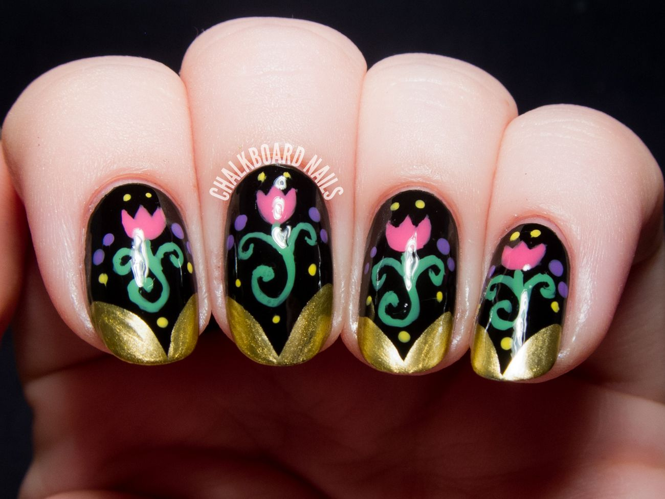This disney nail art is seriously impressive disney style this disney nail art is seriously impressive disney style beauty prinsesfo Image collections