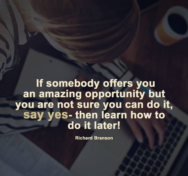 Top 25 Motivational Quotes For Entrepreneurs To Keep You: So True, Never Let An Opportunity Slip By, You Only Get