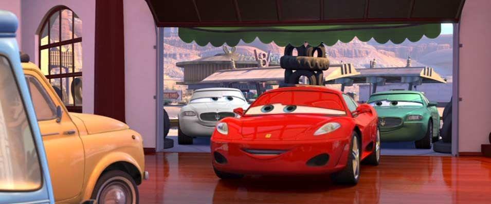 Luigi Cars Pixar