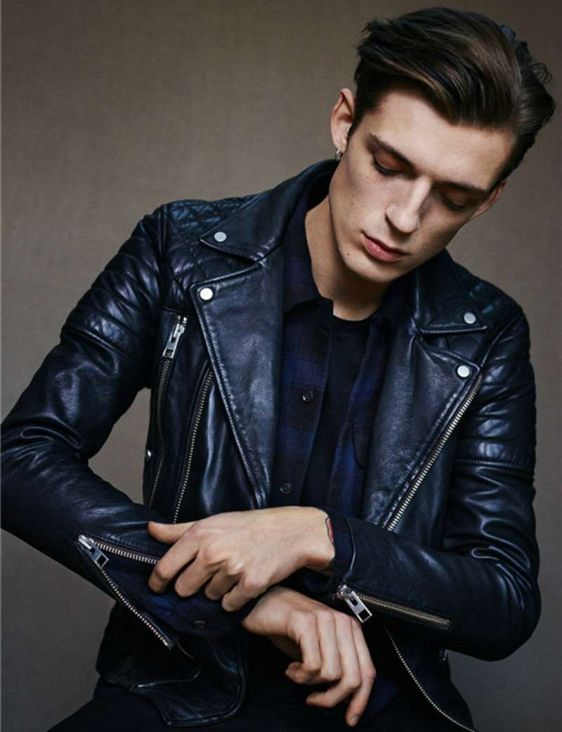 Men's Leather Biker Jackets......Leathernxg.com | Men's Leather ...