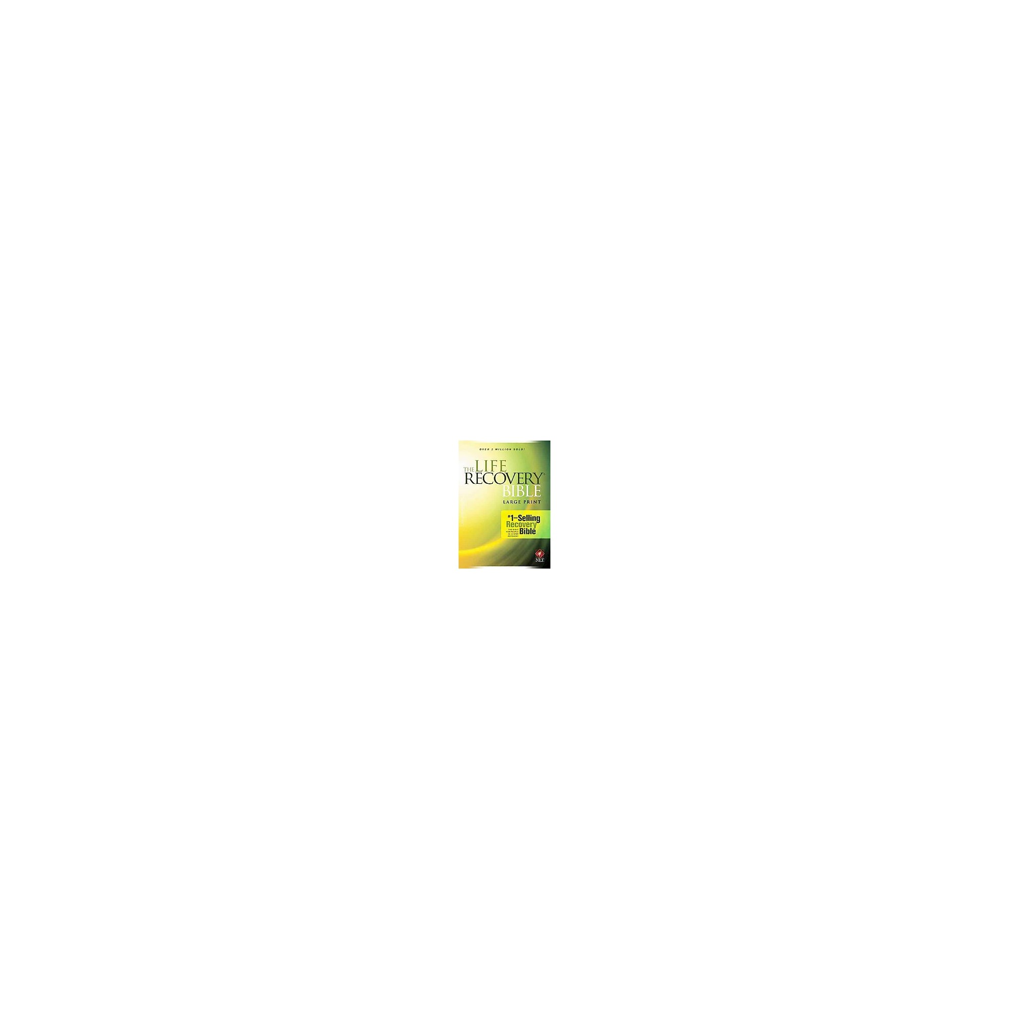 Life Recovery Bible New Living Translation Large Print