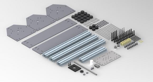 ShapeOko, the $300 CNC Kit | geek | CNC, Cnc parts, Diy cnc