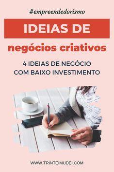 Negócio Próprio - 4 ideias de Negócios Lucrativos ...