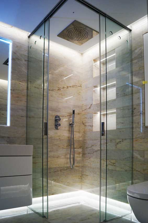 Order Stunning Bespoke Shower Enclosures Of Best Quality | Home ...