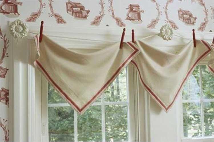 9 ideas para decorar y tapar ventanas sin cortinas Cortinas - cortinas para ventanas